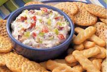 Appetizers & Snacks / by Gail Sowers