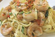 Pasta Dishes / All pasta dish recipes  / by Mailisia Lemus