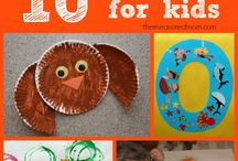 """Homeschool: Letter Oo / Everything you need to teach the Letter """"O"""". {free} Printables, crafts, activities, books and even some fun recipes!"""