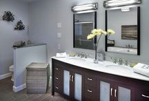 Best bathroom vanities / Bathroom Vanities: Give your bathroom a beautiful new look with bath vanities that combine functionality and style ~ http://walkinshowers.org/best-bath-vanities-reviews.html