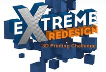 Winners of 2014 Extreme Redesign 3D Printing Challenge / Congratulations to our winners in each category for the 2014 Extreme Redesign Contest!