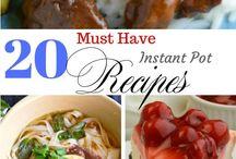 Instant Pot Recipes