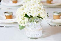 Wedding decor / Decoration ideas / inspiration for our wedding