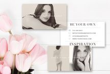 Photographer Templates / Easy-to-use Professional designs and templates for photographers, photocards templates, photography branding, albums templates, frames, design elements and marketing products