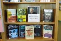 Take a look at my displays / Displays that have been put up around the library. What's your favorite?