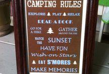 Camping / by Megan Brame