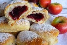 Édes és sós keltkalácsok
