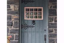 Blecher Doors
