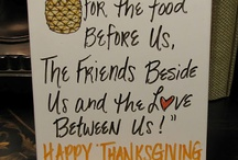 Thanksgiving / by Heidi Kahner