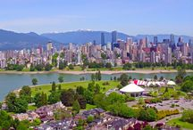 Vancouver VIEWS / Phenomenal views of Vancouver. We are privileged to sell real estate in this beautiful city.