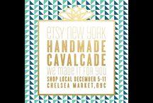 EtsyNY 2016 Holiday Handmade Cavalcade