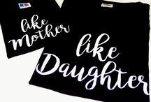 tricou mama fiica