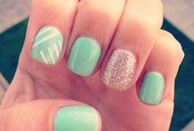 nails / nails / by Priscilla Macias
