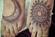 Tattoo mit ina