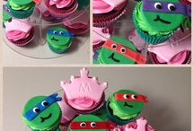 Ninja turtles  Birthday