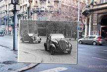 Zoltan Kereniy / Fotografo ungherese che si occupa della storia della sua città Budapest.
