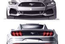 Exotic car/Muscle car/Prototype