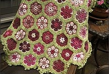 Crochet blankets , some turtorials  / by Mary Gail