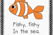 FISH AND SEA