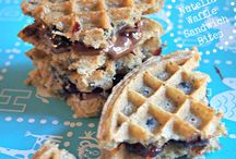 Kids lunch idears / Instead of PB&J all the time.. Inspiration to give the kids variety.