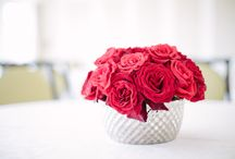 Weddings: roses