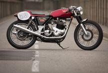 Motorcycles / by Travis Keri