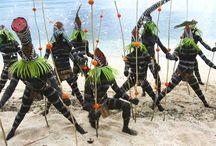 Banks & Torres Island, Vanuatu / The Banks and Torres are Vanuatu's northernmost islands.