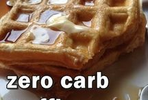 low carb breakfast / by Karrissa Cheever