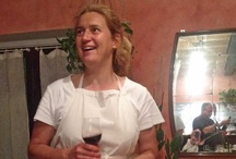 """Recipes / Elena's """"art"""" at the restaurant in our Agriturismo"""