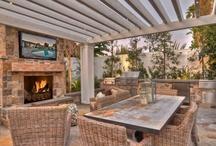 Backyard Renovation Ideas / by Nichole Tomjanovich Quinn