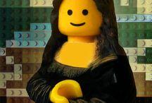 Mona lisa y celebritys  clasicas