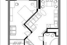kis lakás átalakitás