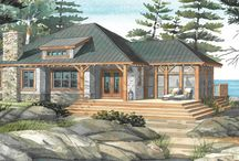 Cottage Plans & Designs