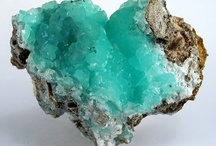 Gems & Minerals / by Linda Weaver