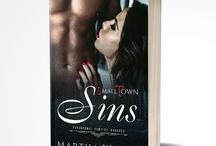 New Paranormal Romance Cover Release