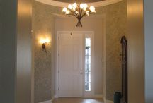 Faux Painting: Wow Factor for entry