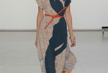 Summer Dresses / Paul smith fashion show