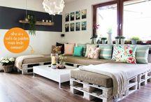 Decor | Salas | Living Room / Inspiração para decorar salas de estar