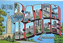 Baton Rouge Louisiana Mission / by Rachel Alder