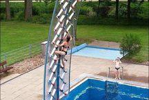 schwimmbad und Pool