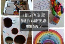 Anniv' Gab / Idées pour anniversaires Gab