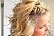 hair  / by Heather Marsh