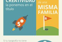 Infografias de marketing y diseño