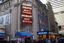 Broadway plays etc