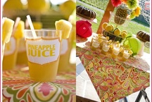 party ideas / by Missy Jebeles