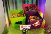 Footers Themed Events