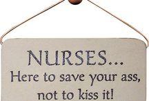 Nursing <3 / by Andrea Nicolle