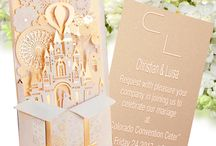 Wedding Invitations / Artistic and Beautiful Quality for your Special Event.