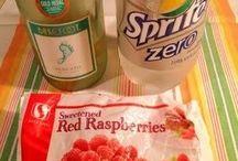 yummy drinks! / by Tara Neiman