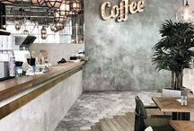 Coffee houses